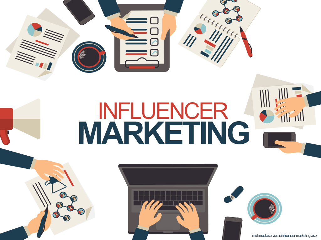 INFLUENCER MARKETING O MARKETING D'INFLUENZA